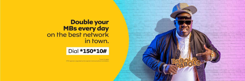 MTN's GO Dabolo – Kompare the latest voice, internet and pay TV prices in  Uganda